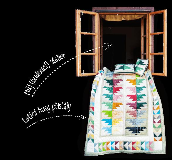 Šiju-žiju kurzy patchworku